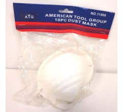 American Tool Group #11966 Dust Mask 10 Pack