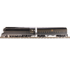 Broadway Limited #4434 Streamlined PRR K4s #3768 1936 Version Later DGLE Paint w/Sound&DCC