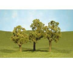 """Bachmann #32208 5.5"""" Elm Trees two pieces per pack"""