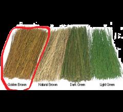 JTT #95085 Field Grass - Golden Brown