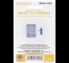 Bachmann #78998 Magnet w/Brakeman Figure