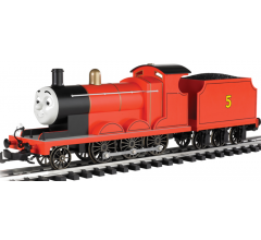 Bachmann #91403 James the Red Engine with Moving Eyes