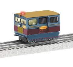Lionel #2135050 THE POLAR EXPRESS TMCC Speeder
