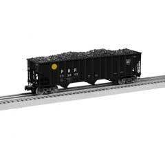 Lionel #2126150 PRR 100 Ton Hopper 2 Pack A