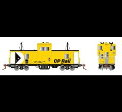 Rapido #110125 HO CP Angus Van, Canadian Pacific