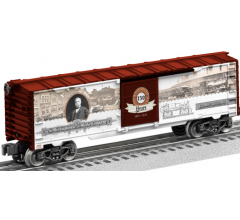 Lionel #1938060 Westinghouse 150th Anniversary Boxcar