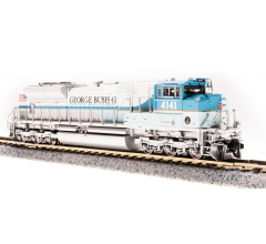 Broadway Limited #3474 EMD SD70ACe UP #4141 George Bush 41st President livery Paragon3 Sound/DC/DCC N Scale