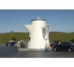 BACHMANN #35202 The Coffee Pot - Roadside U.S.A