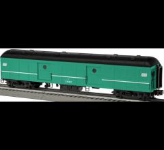 Lionel #1927251 Penn Central B60 Baggage #7533