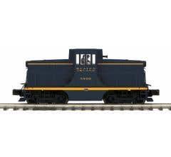 MTH #20-21117-1 Staten Island GE 44 Ton Diesel Engine w/Proto-Sound 3.0 (Hi-Rail Wheels)