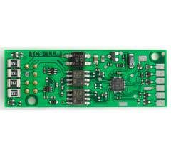 TCS #1343 LL8 6 function drop in decoder for LL Proto 2000