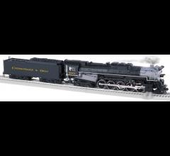 Lionel #1931400 Chesapeake & Ohio T-1 #3001 Steam Engine (Built To Order)