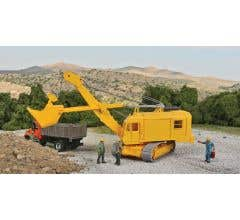 Walthers #949-11001 Cable Excavator w/Bucket - kit