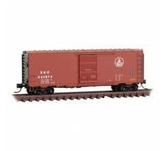 Micro Trains #07300290 40' Standard Box Car, Baltimore & Ohio - Rd# 464874