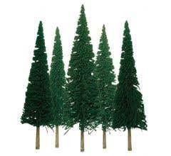 """JTT #92003 Pine Tree Bulk Pack 4""""- 6"""" (24pcs)"""