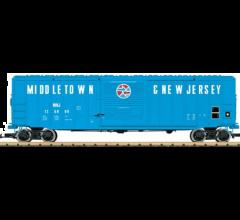 LGB #42933 Middleton & New Jersey Boxcar #125880