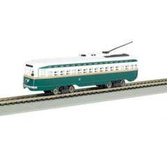 Bachmann #62934 PCC Trolley - Chicago Surface Lines