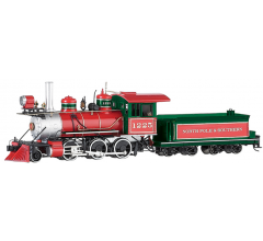 Bachmann #25227 Christmas - 2-6-0 Mogul- Standard DC