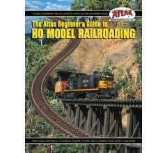 Atlas #9 Beginner's Guide to HO Model Railroading