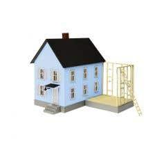 Lionel HO #1967130 Adding on House Kit