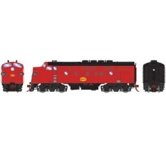 Athearn #G12423 F3A w/DCC & Sound MKT/Freight #204C