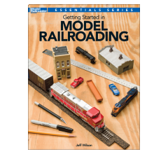Kalmbach #12495 Getting Started in Model Railroading