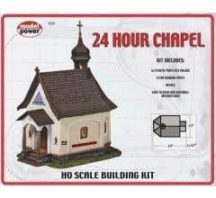 Model Power #298 24 Hour Chapel (Kit)