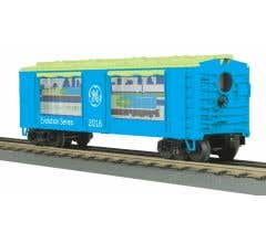 MTH 30-79510 GE Evolution Operating Action Car