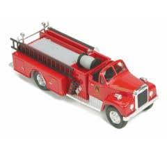 MTH #30-50103 Cleveland Union Terminal - Diecast Fire Truck