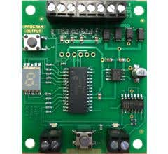 NCE #5240154 SwitchIt Mk2 Accessory Decoder For Stall Motor Machines SwitchIt-Mk2