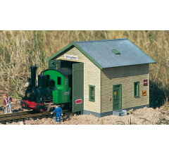 PIKO #62044 Red River Loco Shed