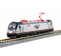 Kato #137-3002 Siemens ACS-64 Amtrak #627