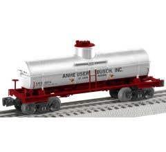 Lionel #2026260 Anheuser Busch 8K Gallon Tank Car #4274