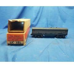 Lionel #LIO2344C New York Central F-3 Diesel B Unit
