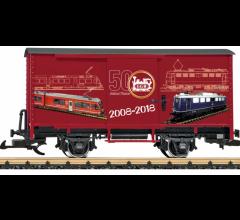 LGB #40505 LGB Anniversary Car 2008-2018