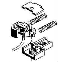 Kadee #794 G-Scale Coupler Large Offset Coupler & Medium Offset Coupler with Truck Mount Type Gear box & Swinging Type Gear box