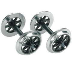 LGB #67320 Metal Double Spoke Wheel Set /2