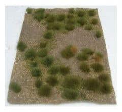 """JTT #95602 Wild Grassland 5"""" x 7"""" Sheet (12.7cm x 17.8cm)"""