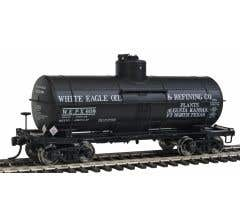 Walthers #920-100519 Type 21 ACF 10,000-Gallon Tank Car - White Eagle Oil WEPX #608