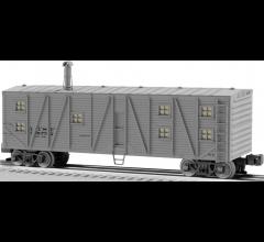 Lionel #1926141 Santa Fe Bunk Car #196752