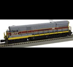 American Flyer #1921032 Conrail #6572 U33C Diesel Loco w/Legacy