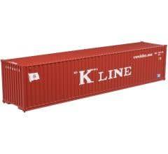 Atlas #20005034 40' Standard Height Container K-Line.com Set #1
