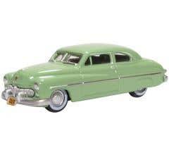 Oxford #87me49008  Mercury Coupe 1949 Calcutta Green