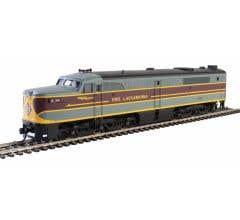 Walthers #910-10094 Alco PA - Erie Lackawanna #860
