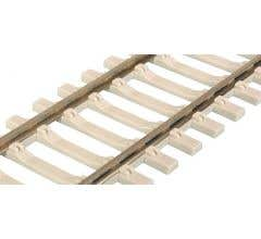 Walthers #948-820 HO Code 83 Code 83 Nickel Silver Flex Track w/Concrete Ties-39'' (10 PACK)