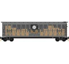 Micro Trains #03100490 Southern Pacific - Impact Car