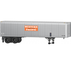 Lionel #6-84887 40' Trailer 2 Pack- Western Pacific