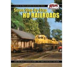 Atlas #13 Step-by-Step HO Railroads