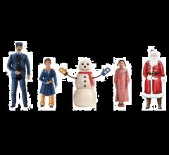Lionel #1830010 THE POLAR EXPRESS Snowman & Children People Pack