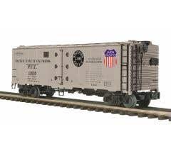 MTH #20-94446 40' Steel Sided Reefer Car- PFE